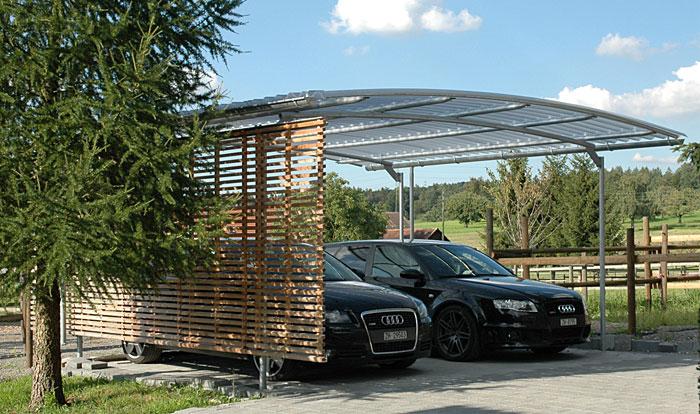 Gabionen Carport rasti eu bwa carport carports überdachungen für pkw