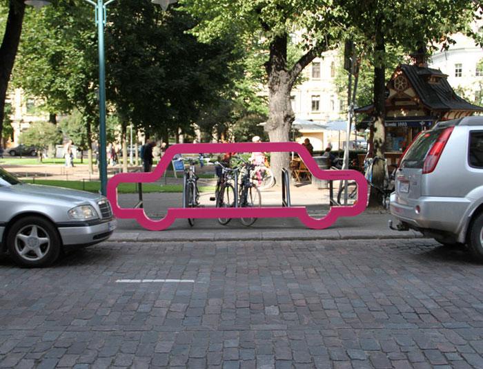 rasti eu car bike port fahrradst nder mit werbung fahrradparksysteme fahrrad. Black Bedroom Furniture Sets. Home Design Ideas