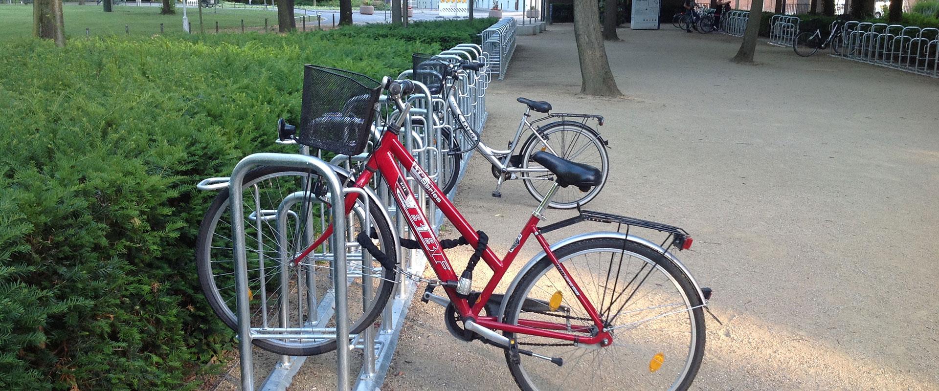 Bild von Fahrradständer KAPPA