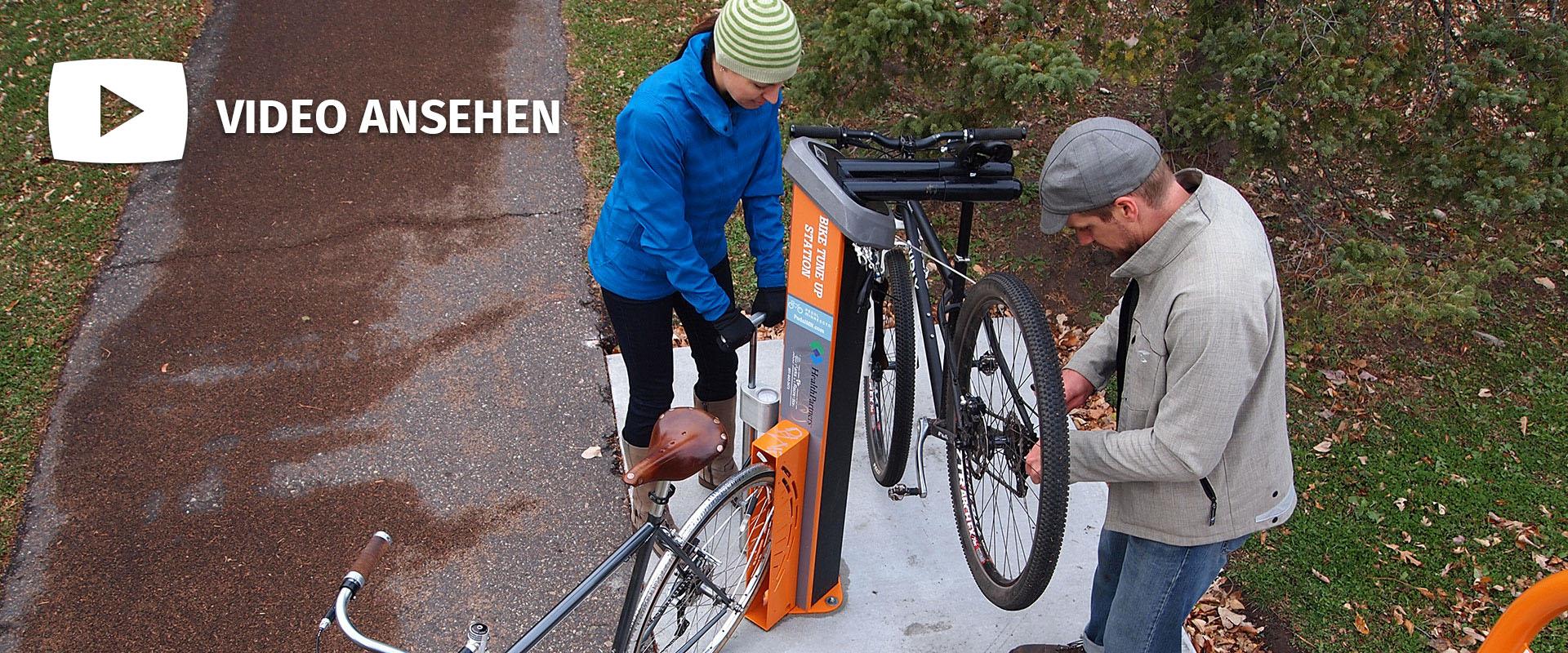 Bild von MADU Bike Repair Station