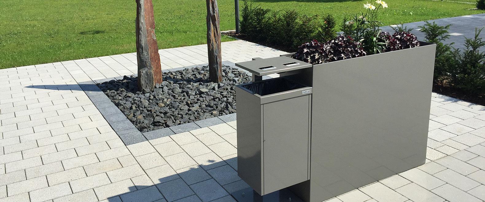 Bild von VANDAL Abfallbehälter